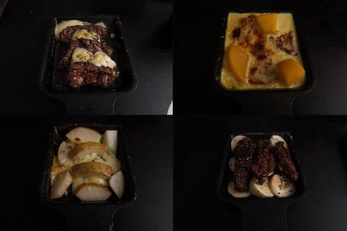 Raclette Silvester 2018/19 (vor Mitternacht) - 3
