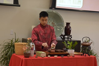 November 14 '18 Tea Ceremony and Shanghai Program