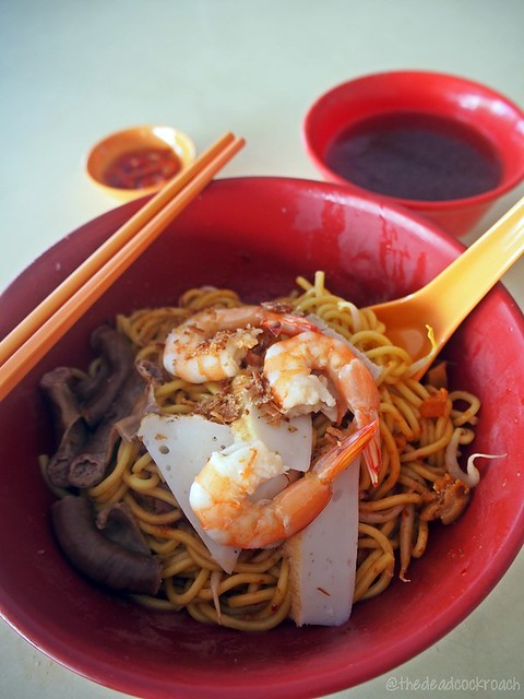 covent garden prawn noodle, food, food review, havelock road, havelock road cooked food centre, prawn mee, prawn noodles, review, singapore, 哥文園蝦麵