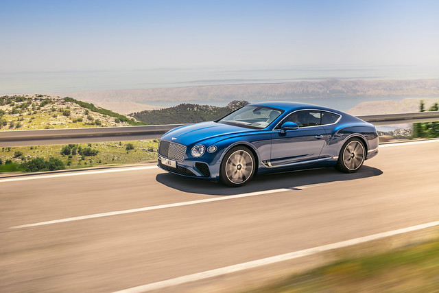 Comprar Bentley Continental Gt
