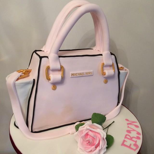 Handbag Cake by JoJo's Cakes