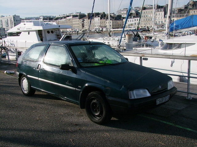 Citroen ZX 1.4i Flash, Fujifilm FinePix S100FS