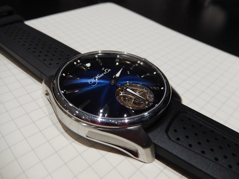 moser - [SIHH 2019] : reportage H.Moser & Cie 46064250854_4fbf633197_c