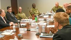 LTG Richardson from AFC visits RDECOM-16