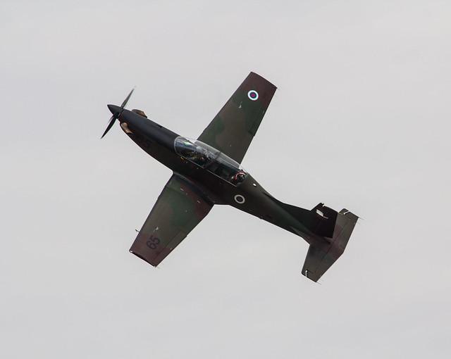 EGVA - Pilatus PC-9M, Canon EOS 60D, Canon EF 70-300mm f/4-5.6L IS USM