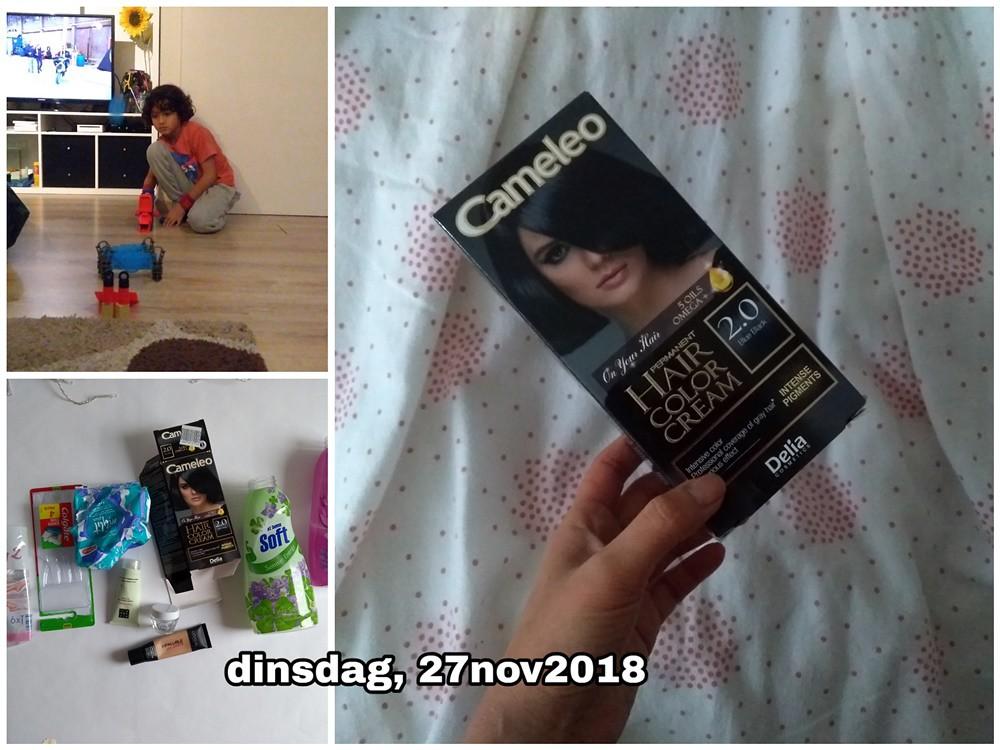 27 nov 2018 snap