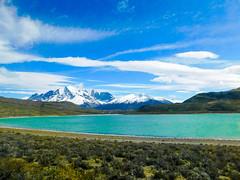 El Lago Sarmiento, Sarmiento Lake
