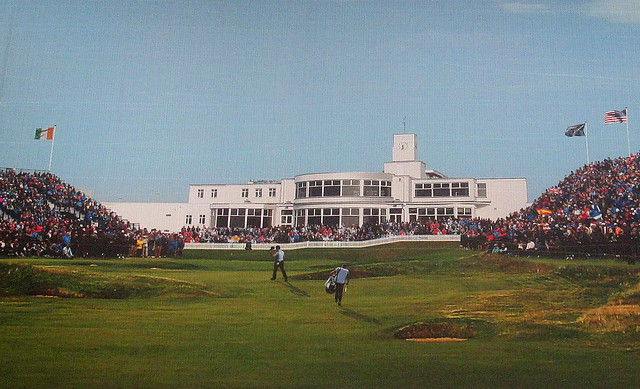 Photo of Birkdale Golf Club Clubhouse