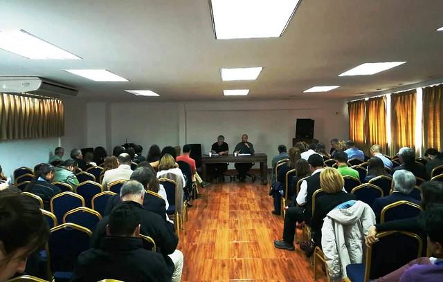 Consejo de Presidentes/as y Delegados/as ANEF (04-12-2018)