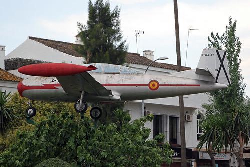 E14A-17_793-53_Hispano_HA200A_Saeta_EdA_DosHermanas20180508_1
