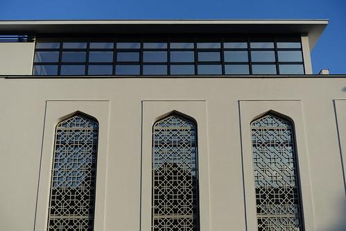Mosquée d'Annecy @ Quartier des Fins @ Annecy