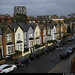 20180104_2 A row of little houses | Hackney Downs, London, England