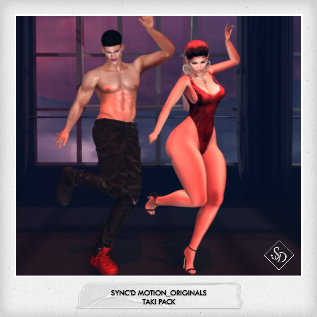 Sync'D Motion__Originals - Taki Pack