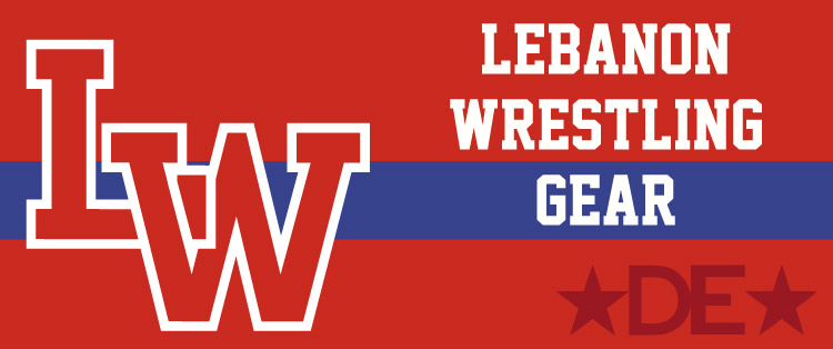 Lebanon Warriors Wrestling Store