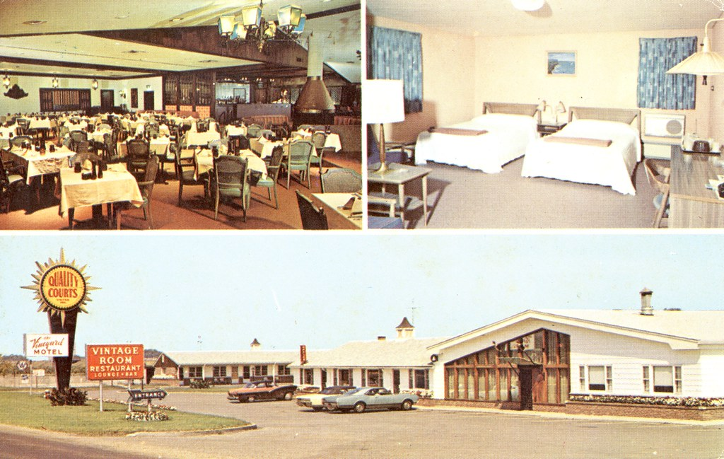 Vineyard Motel - Dunkirk, New York