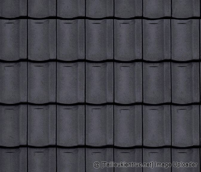 Black Metal Roof