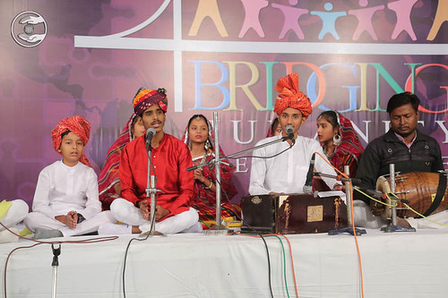 Devotional song by Bhavya and Saathi from Bikaner RJ