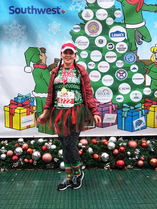Santa Run 2018