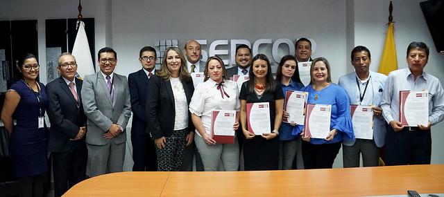 Ampliación de certificación ISO 9001:2015 a Coordinaciones Zonales