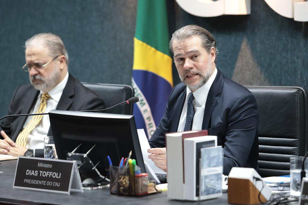 CNJ aprova novas regras para auxílio-moradia pagos a magistrados, 51ª Sessão Extraordinária