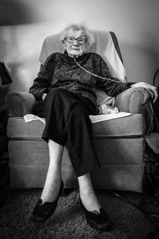 Nana at 99
