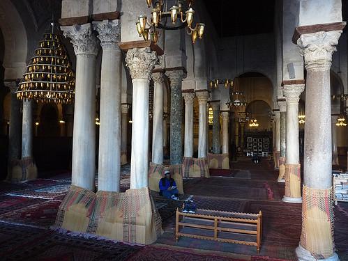 Kairouan – ve čtvrtém městě islámu, které ovlivnilo svět barev