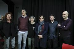 dv., 18/01/2019 - 12:04 - 18.01.2018 Barcelona. Cuéntalo. Memòria col.lectiva de la violencia masclista