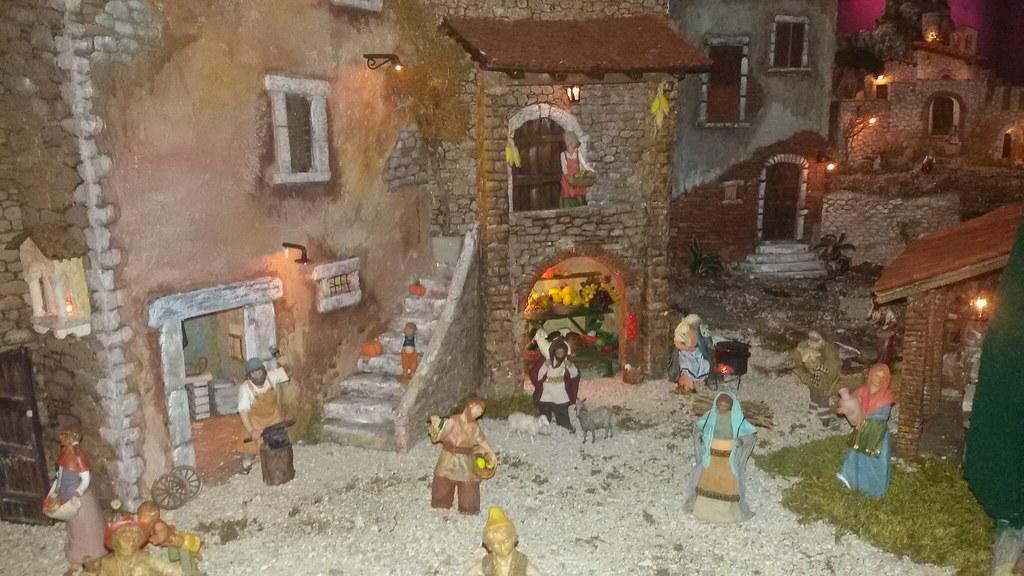 2018, Presepi della sede AIAP di Terni