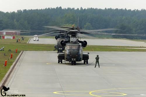 Holzdorf 27-09-17 CH-53G 85+50