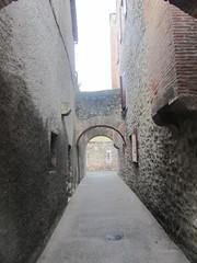 Carrer del Pabelló - Vilafranca de Conflent - Photo of Urbanya