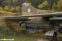 3887---0390213887-11714-Czech-Republic-Air-Force---Mikoyan-Gurevich-MiG-23MF---Savigny-les-Beaune---181011---Steven-Gray---IMG_5654-watermarked