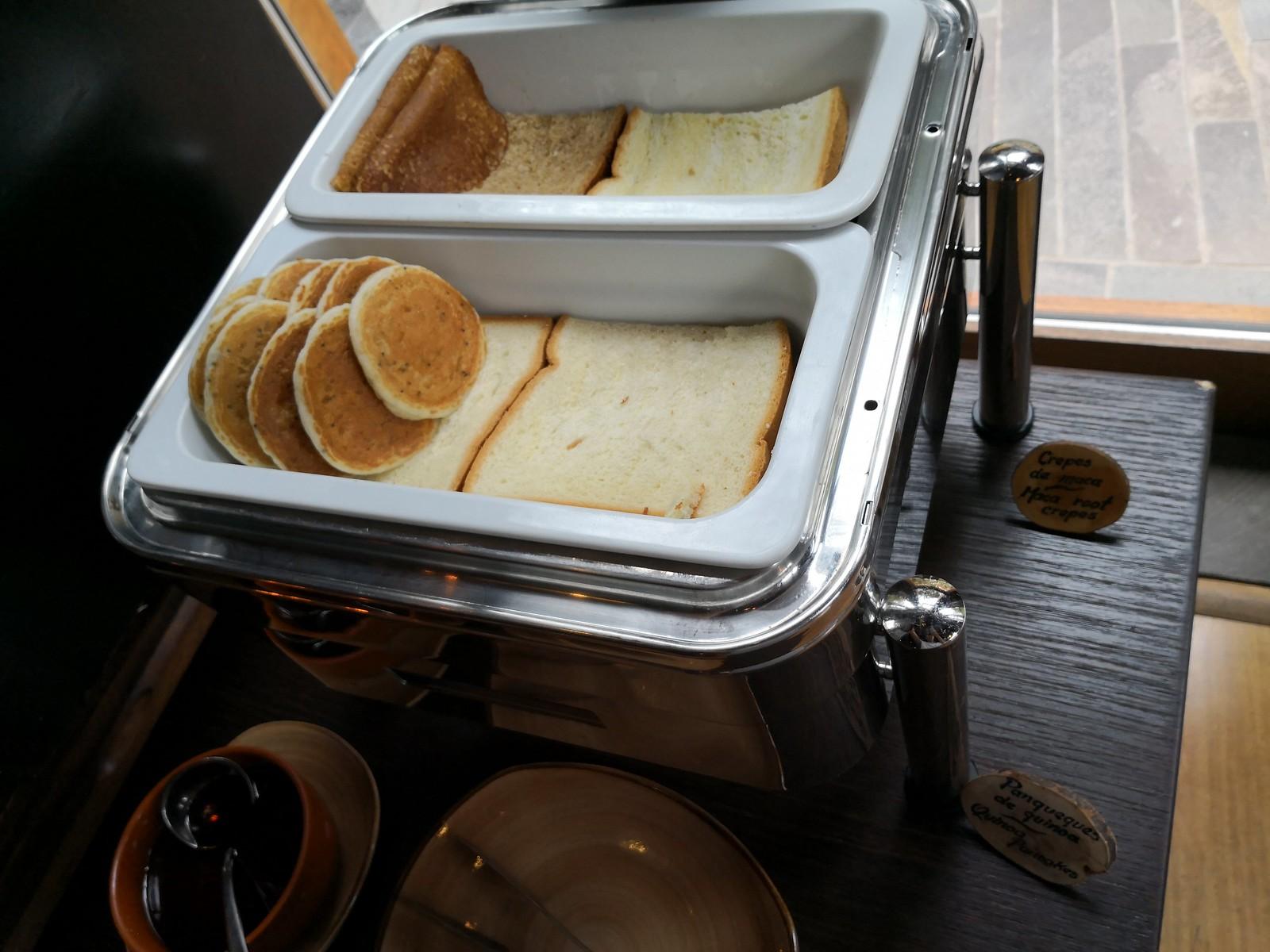 Pancake and crepe