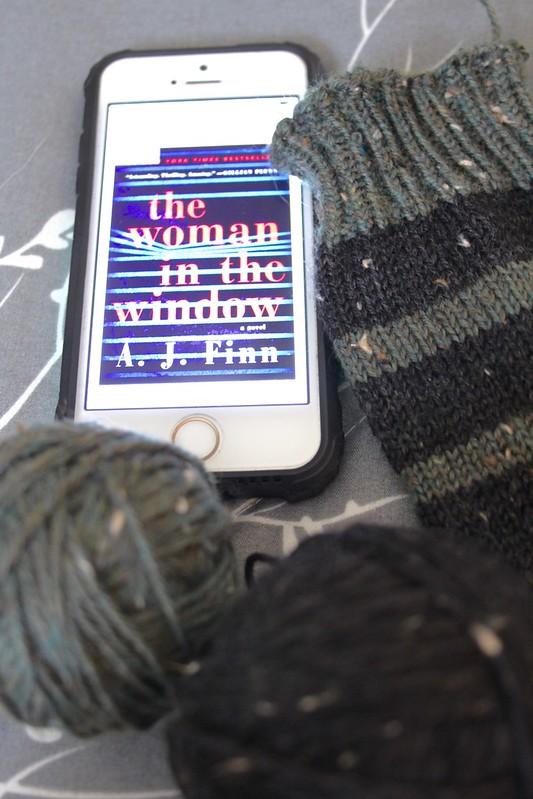 Yarn Along - 11/7/18