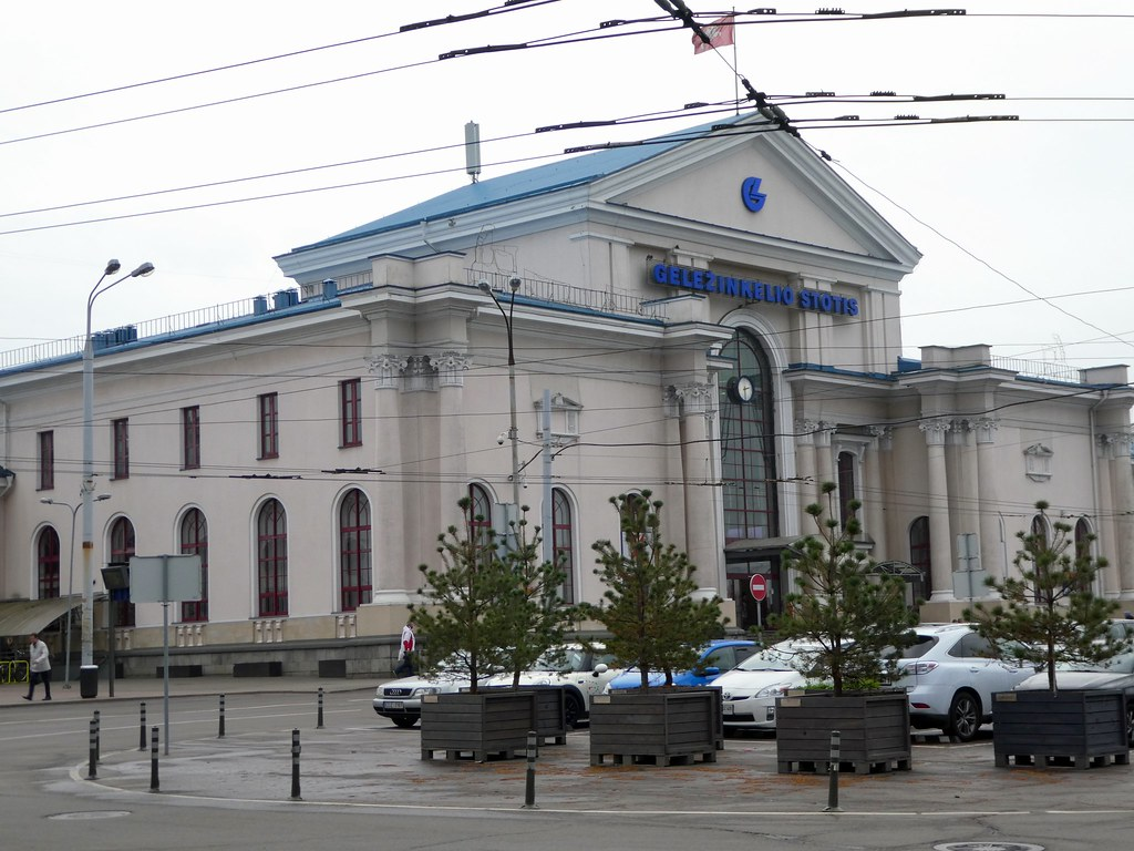 Vilnius Railway Station