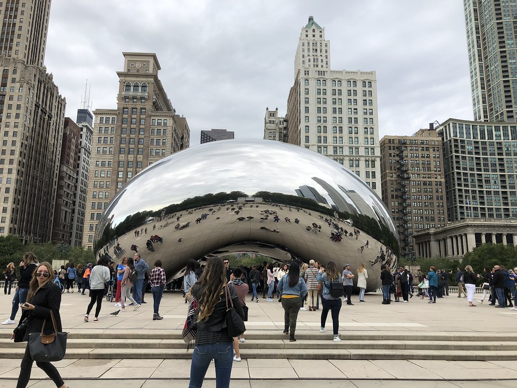 The Bean | 2 Days in Chicago