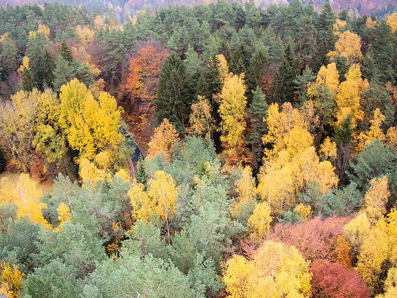 czeski raj jesienią