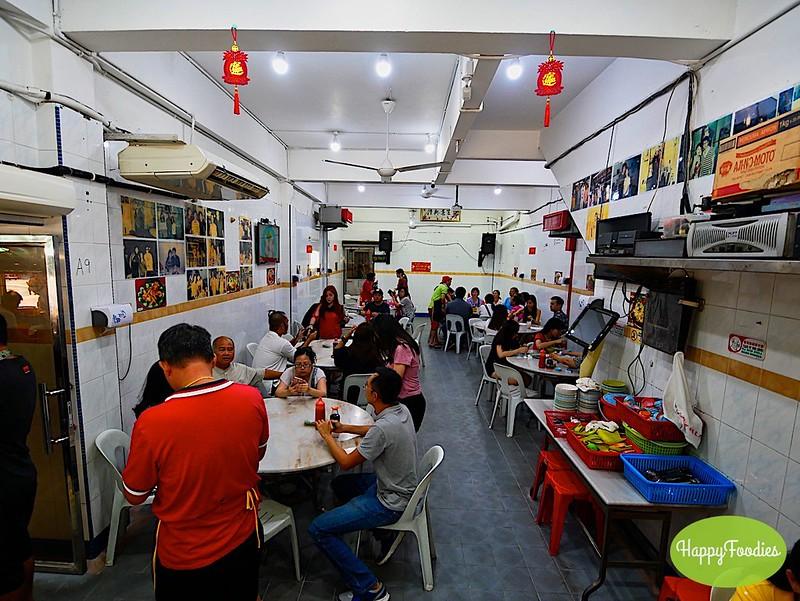 Onn Kee dining area