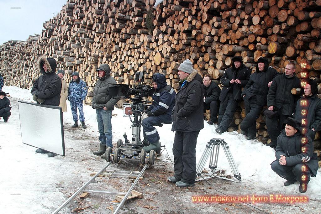 Рабочие моменты сериал «Декабристка» фото