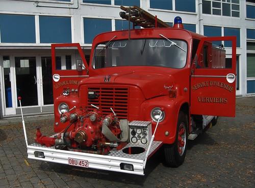 International 1600 V8