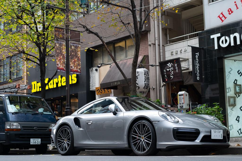 PORSCHE 911 TURBO 2018/11/27 XE108056