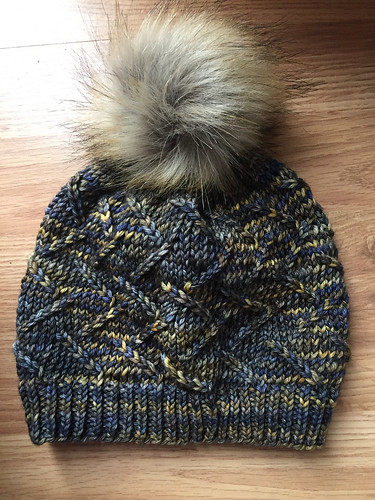 Christina's Irma Hat by Aneta Gasiorowska