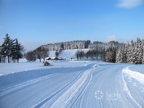 Lyžujte v lyžařském areálu ŠACHTY s 30% slevou