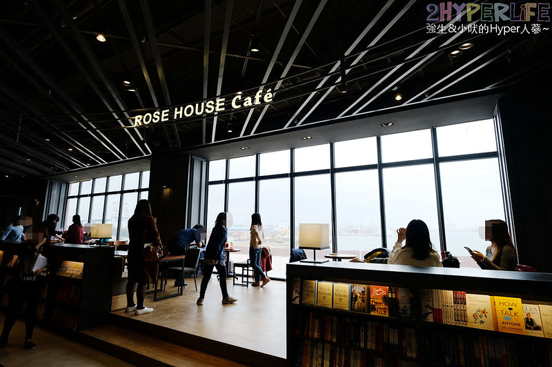 三井outlet-Rose house cafe (9)