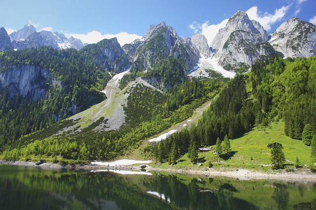 Gosaukamm, Oostenrijk - wandelreis