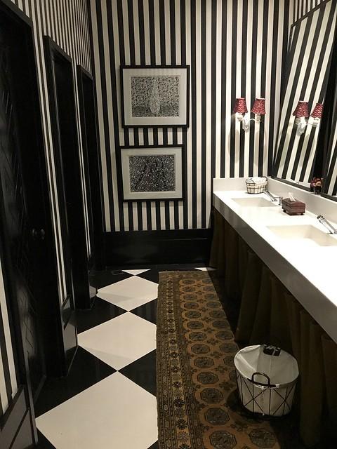 Manila House toilets
