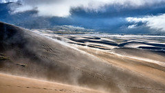 Just a Tiny Little Spot in Nature - Great Sand Dunes National Park, Colorado