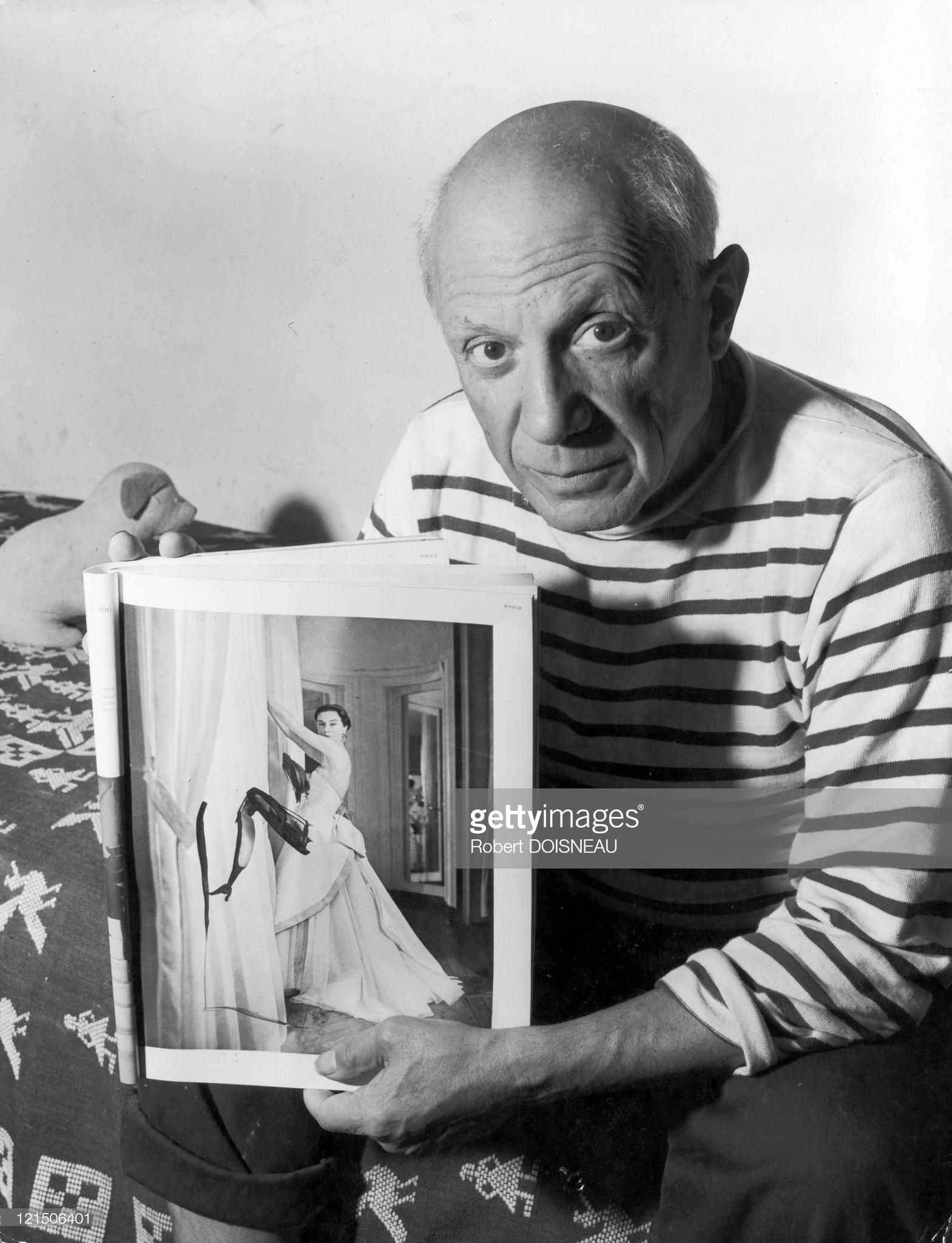 1952. Пабло Пикассо