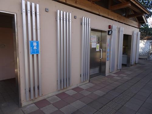 石神井公園のトイレや食事