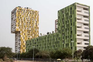 Accra architecture