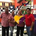 Jóvenes del RC de Acapulco promueven el cine católico